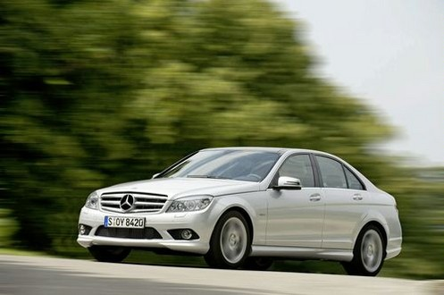 New Economical Petrol Engines For Mercedes C-Class