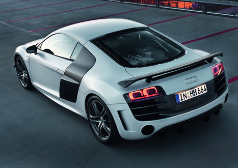 Audi R8 Rs In The Works