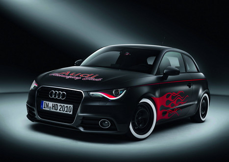 Seven Custom Audi A1 At 29th Wörthersee Tour