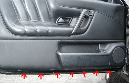 Water Leak at How to Deal with Wind Noise and Water Leaks from Around a Vehicle's Door