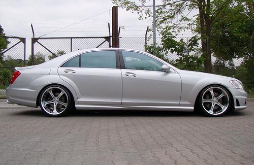 S Class Sedan >> New Kit For Mercedes S-Class By MEC Design