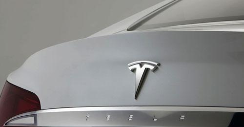 tesla at Tesla announces new models based on the Model S