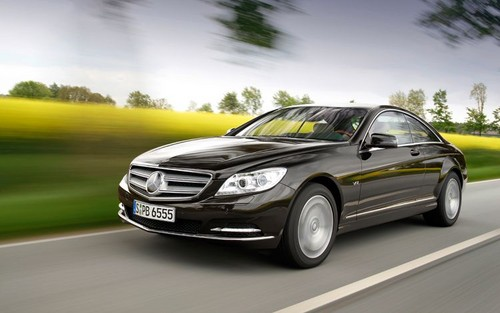 2011 mercedes benz cl 5 at 2011 Mercedes CL New Safety Features Explained
