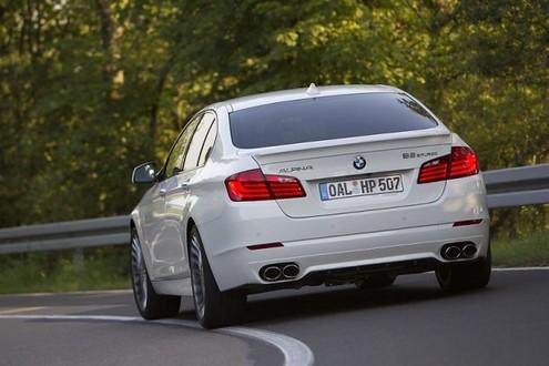 BMW Alpina B5 Bi-Turbo Unveiled
