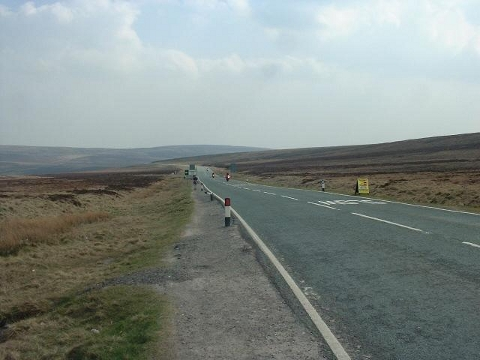 a537 at Top 10 Most Dangerous Drives in the UK