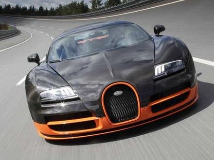 bugatti veyron supersport 6 at First Pictures: 1200 hp Bugatti Veyron Supersport