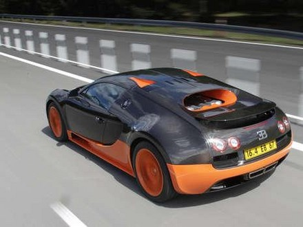 bugatti veyron supersport 7 at First Pictures: 1200 hp Bugatti Veyron Supersport
