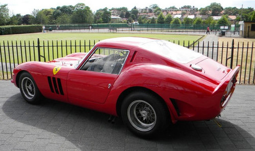 1965 Ferrari 250 Gto Evocazione Up For Grabs