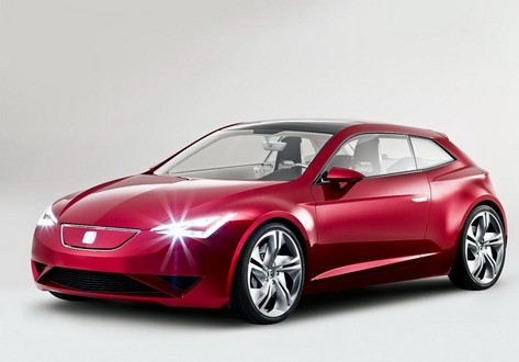 Seat Ibe Concept Electric Sportscar