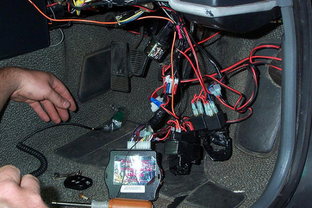 Wiring Car Audio at Professional Car Stereo Installation Versus DIY