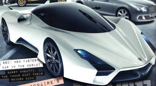 Ssc Ultimate Aero Ii Revealed Further