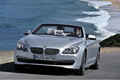 BMW Series Convertible - 2011 bmw 6 series