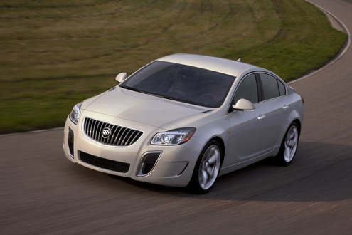 2012 buick regal GS 1 at 2012 Buick Regal GS