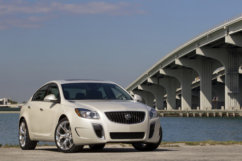 2012 buick regal GS 2 at 2012 Buick Regal GS