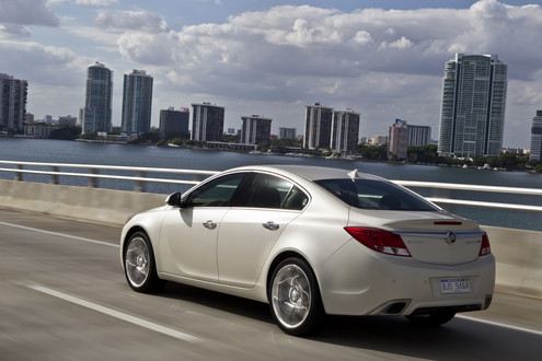 2012 buick regal GS 4 at 2012 Buick Regal GS