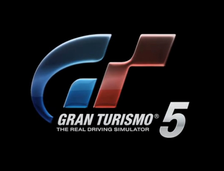 grand turismo gt5 official logo at GT5 Release Date   November 24th