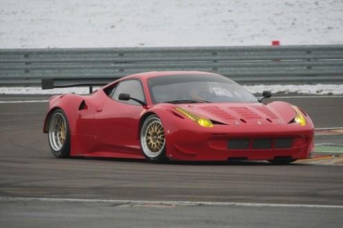 ferrari 458 gt2 at Ferrari 458 GTC