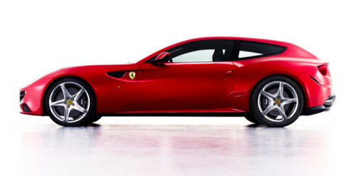 ferrari ff 11 at Ferrari FF Unveiled   AWD Shooting Brake