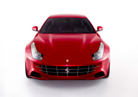 ferrari ff 2 at Ferrari FF Unveiled   AWD Shooting Brake
