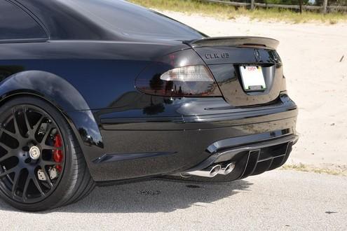 RENNtech Mercedes CLK Black Series