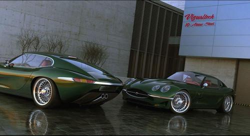 Growler E 2 At The New Jaguar Type