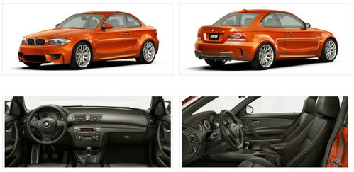 Bmw 1m Coupe Online Configurator