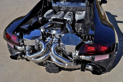 Undergroundracing Audi R
