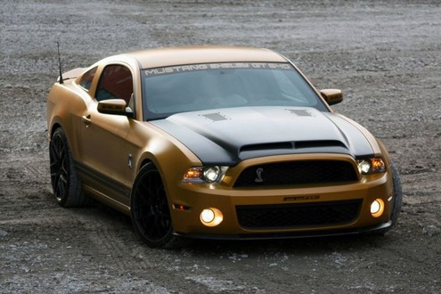 GeigerCars shelby gt640 1 at GeigerCars Mustang Shelby GT640 Golden Snake