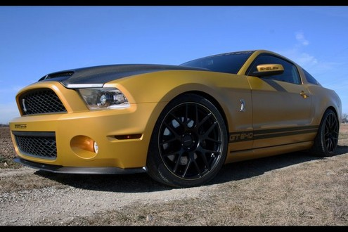 GeigerCars shelby gt640 2 at GeigerCars Mustang Shelby GT640 Golden Snake