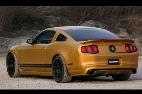 GeigerCars shelby gt640 4 at GeigerCars Mustang Shelby GT640 Golden Snake