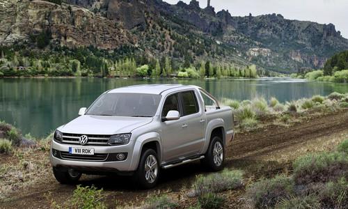 Volkswagen amarok specs