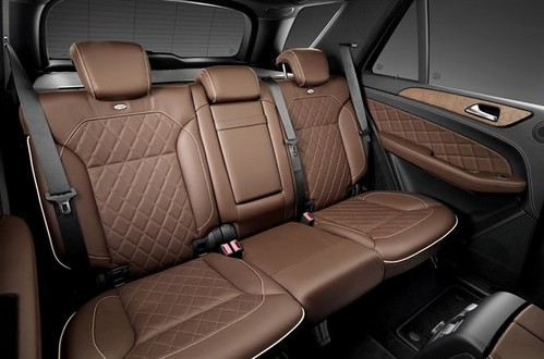 2012 Mercedes ML Official Pictures 2012 mrcedes ml official 9