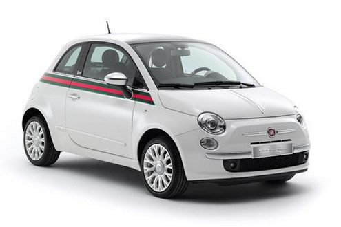 Fiat 500 Gucci And 695 Tributo Ferrari At Goodwood Fos