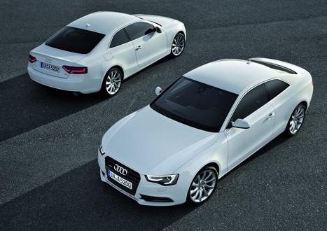 2012 Audi A5 2 at 2012 Audi A5 Video