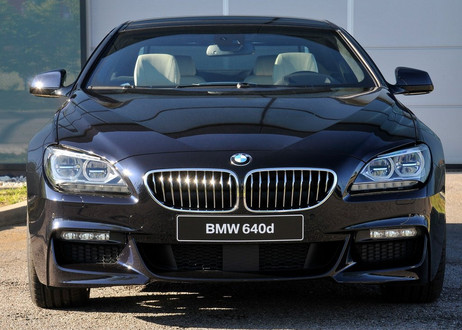 Bmw 6 Series Gets Diesel Engine Xdrive M Sport Pack