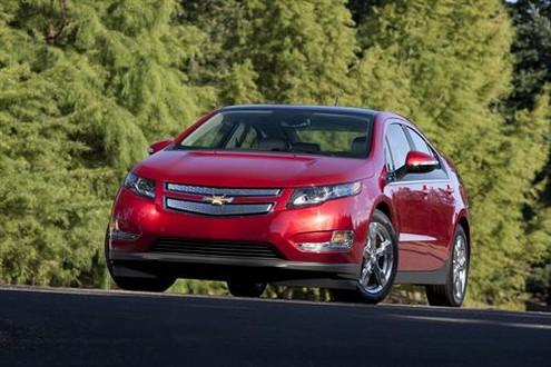 Chevrolet Volt Uk Pricing Announced