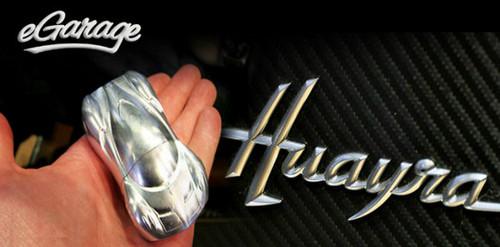 video: pagani huayra special key