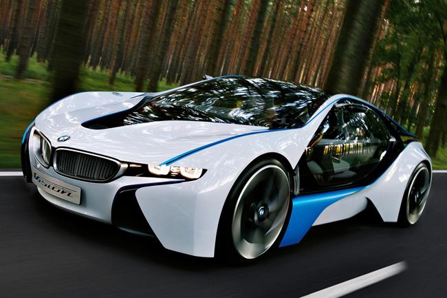 electric cars bmw at Future: Car Usership instead of Car Ownership?