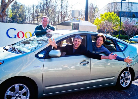 google driverless car at Future: Car Usership instead of Car Ownership?
