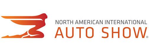 naias logo at Detroit Motor Show Signals Resurgent US Market