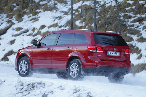 2012 Fiat Freemont Awd Unveiled