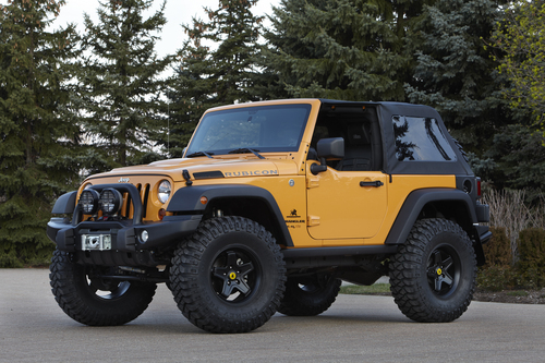 Aev Dualsport Rs 3 5 Inch Suspension Lift >> Official: 2012 Moab Easter Jeep Safari Concepts