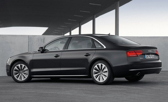 2013 Audi A8 Hybrid Priced From 77700