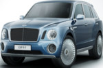 bentf at Geneva 2012: Bentley EXP 9 F SUV Revealed