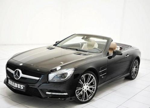 2013 Mercedes-Benz SL550 First Drive – Review – Car and Driver