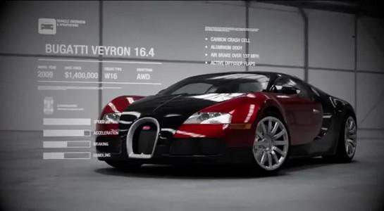 jeremy clarkson presents bugatti veyron