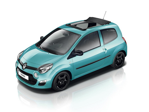 Renault Twingo Summertime 1 at Renault Twingo Summertime Limited Edition