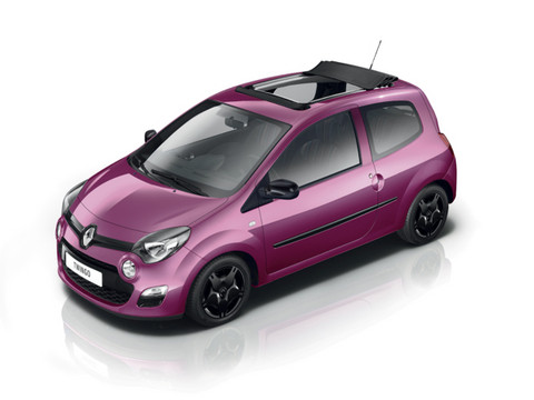 Renault Twingo Summertime 2 at Renault Twingo Summertime Limited Edition