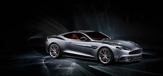 2013 Aston Martin Vanquish Promo Video