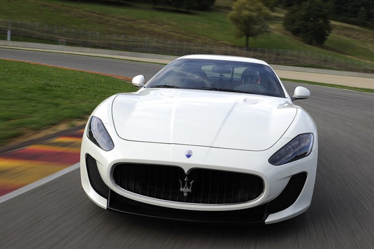 Maserati GranTurismo At Maserati Working On Mid Engined Sports Car